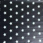 Lätzchenstoff Sterne dunkelblau
