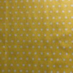 Lätzchenstoff gelb