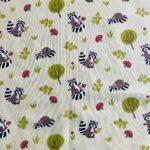 Lätzchen Waschbär